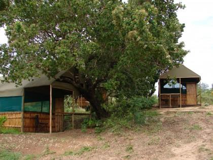 Amangwane Kosi Bay reed chalet (hi-res image)