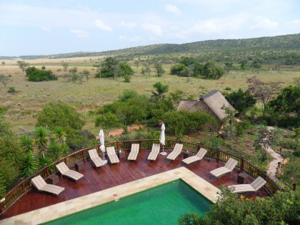 Kololo Game Reserve Birds Eye View (hi-res image)