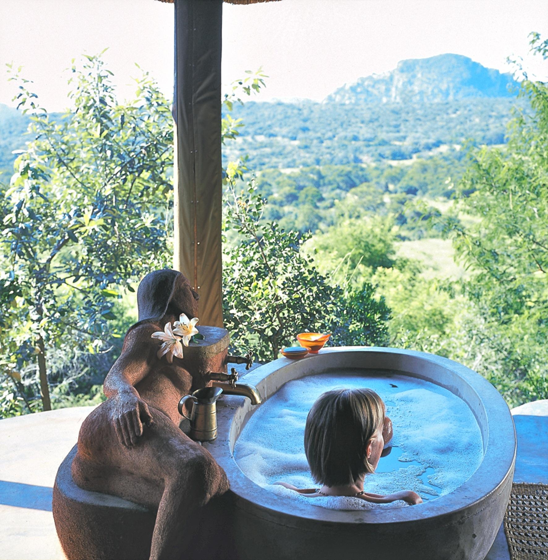 Lesheba Leshiba Wilderness Venda Village Lodge Bath