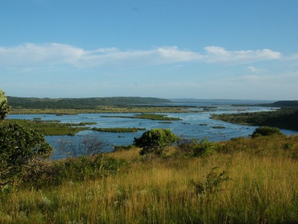 View at Amangwane Kosi Bay South Africa (hi-res image)