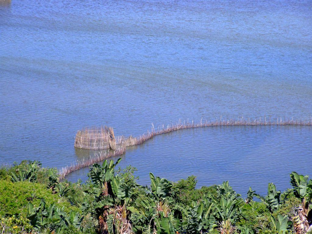 Hi Res Amangwane fishtraps Kosi Bay South Africa