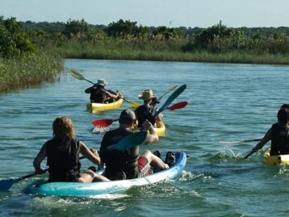 St Lucia Kayak Safaris