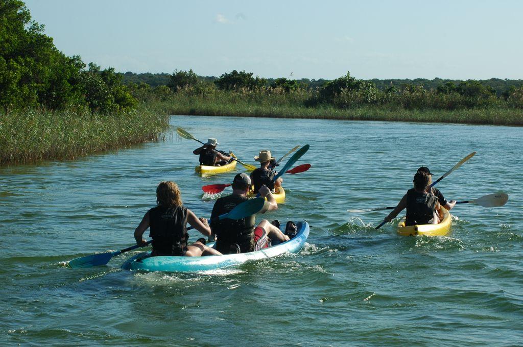 St Lucia Kayak Safari South Africa