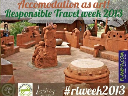 Pearls of Limpopo support Responsible Travel Week 2013